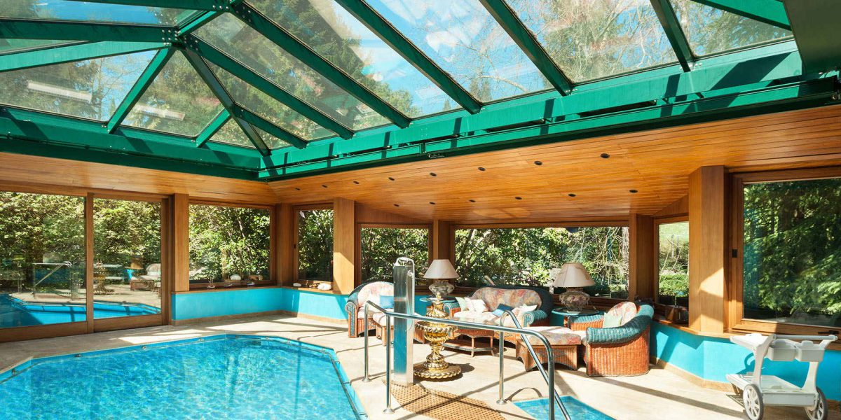 Top 10 world's most luxurious interior swimming pools